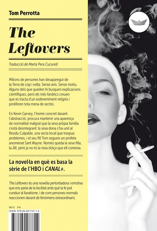 THE LEFTOVERS | 9788494173714 | PERROTTA, TOM